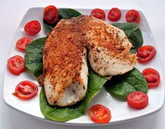 Mom, What's For Dinner?: Healthy Lite Baked Tilapia