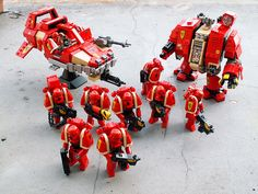 LEGO Space Marines by Jerac, via Flickr
