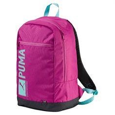 Rebel Sport - PUMA Pioneer Backpack Rose Violet 25 Litres