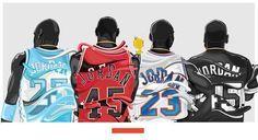 Shirt Michael Jordan