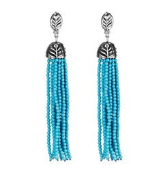I want to make...2012 Spring Jewelry trend..tassels..these earrings by Robin Rotenier