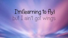 Tom Petty & the Heartbreakers - Learning to Fly (lyrics on screen) HD (+...