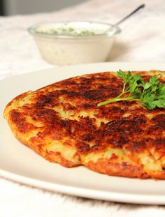 Rösti pommes de terre (vegan, sans gluten)