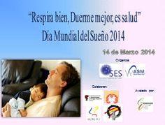 Dia Mundial del Sueño 14 de marzo | SES Sociedad Española del Sueño