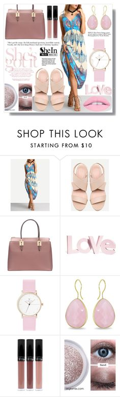 """""""SheIn 6. / VII"""" by amra-sarajlic ❤ liked on Polyvore featuring H&M, Wild Rose, Ice, vintage, Sheinside and shein"""