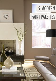 Modern Sophisticated Simple Design Behr Paint Palettesbehr Paintwall Colorsmodern