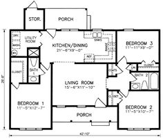 Property Plans And Home Floor Plans At The Program Collection