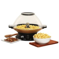 Electric Popcorn and Nut Roaster