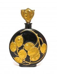 1927 Depinoix, De Musset Feminette perfume bottle : Lot 213