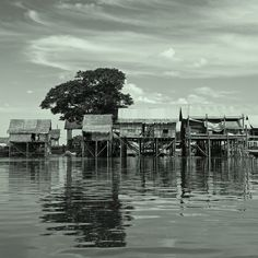 Cambodia - Tonle Sap by lux69aeterna on deviantART