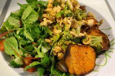 Sekalaisia annoksia hyvää ruokaa - Kuulumisia, ravintojuttuja sekä ruokakuvia
