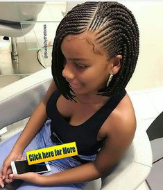 10 Bob Braids Hairstyles 2019 Bob Braids Hairstyles Newhair Bob Box Braids Bob Braids Box Braids Styling Braided Hairstyles 23 Trendy Bob Braids For African Ame Natural Hair Braids, Braids For Black Hair, Natural Hair Styles, Long Hair Styles, Hair Braiding Styles Black, Braids For Black Women Cornrows, Cornrows For Girls, Cabello Afro Natural, Box Braids Styling