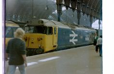 Class 50, 50003 at Paddington     For more information about Dog Training Classes visit http://www.k9korralsrq.com/