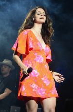 LANA DEL REY Performs at Coachella Music and Arts Festival
