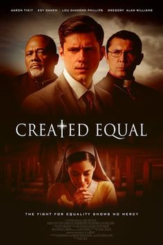 Free Download Created Equal 2017 Hindi Dubbed DVDRip HD MovieCreated