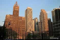 Sample of Chicago, IL Buildings