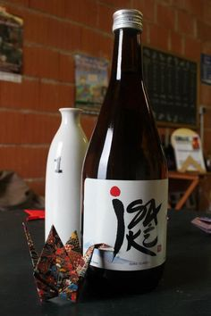 Japanese Sake Bottle | 日本酒  ---------- #japan #japanese #sake