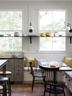 Home Decor Farmhouse Kitchen. キッチンのインテリアコーディネイト実例