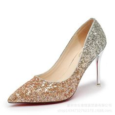 Women S Shoes European Size Conversion Code: 5869636357 High Heels Stilettos, High Heel Boots, Stiletto Heels, Prom Shoes Silver, Buy Shoes Online, Fashion Heels, Fashion Outfits, Women's Fashion, Designer Shoes