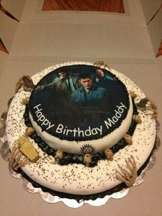 Another supernatural cake I made