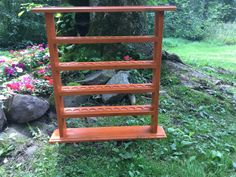A personal favorite from my Etsy shop https://www.etsy.com/listing/457725322/essential-oil-rack-new-color