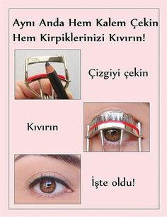 You can use your eyelash curler for the perfect drawn eyeliner . - - You can use your eyelash curler for a perfectly drawn eyeliner. Base Makeup Flawless Face Foundation 2019 Base Makeup Tutorial Ideas and all Women and. Beauty Make-up, Beauty Tips For Hair, Beauty Secrets, Beauty Hacks, Diy Hair Care, Hair Care Tips, Diy Makeup, Makeup Tips, Eyeliner