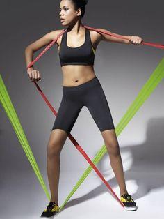 Deze korte sport legging is de Forcefit 50 van Bas Bleu. Een 200 denier, zwarte sportlegging met een perfecte stretch, een ademende, ondoorzichtige stretchstof en een brede tailleband voor nog meer comfort! Ook in andere lengtes te bestellen. Short Sexy, Bermuda, Snoopy, Glamour, Leggings, Fitness, Model, Style, Spaces