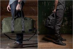 WEEKENDER BAG | BY KILLSPENCER - http://www.gadgets-magazine.com/weekender-bag-killspencer/