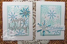Stamp of Approval Holiday Magic | Catherine Pooler
