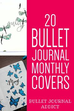 Bullet Journal Inspiration and Ideas For Spreads - Bullet Journal Monthly Cover Page Inspiration - Monthly Cover Page Ideas For Bullet Journals #bulletjournal #bujo #bujolove #bujoideas #bujomonthly #coverpages #bujocoverpages #bujopageideas #bujocollections #bulletjournalmonthly #bujomonth Bullet Journal Quotes, Journal Fonts, Bullet Journal Themes, Bullet Journal Inspiration, Bullet Journals, Journal Ideas, Easy Doodles, Drawing Stars, Done Quotes