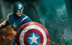 os vingadores capitão américa Vetor