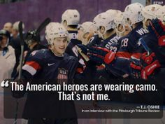 Proud to be red, white and blue! #TeamUSA  Love it! More support for our US Military at http://www.pinterest.com/militaryavenue/our-us-military/
