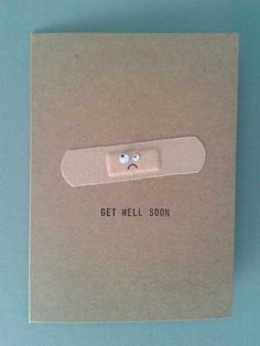 Handmade Get Well Soon Card Personalised. by GurdGifts on Etsy, 5,000 Scrapbook Titles & Quotes, including words, sayings, phrases, captions, & idea's.