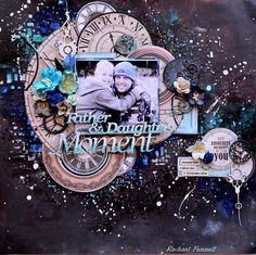 Project by More Than Words DT member Rachael Funnell inspired by the May MOMENT…