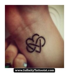 infinity tattoo on wrist meaning 01 - http://infinitytattooist.com/infinity-tattoo-on-wrist-meaning-01/