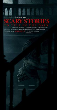 Directed by André Øvredal. With Zoe Margaret Colletti, Michael Garza, Gabriel Rush, Dean Norris. A group of teens face their fears in order to save their lives. Scary Movies To Watch, Scary Films, Scary Stories To Tell, Telling Stories, Horror Movie Posters, Horror Movies, Movie Synopsis, Movie Covers, Netflix Movies