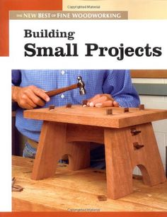 Building Small Projects (New Best of Fine Woodworking)