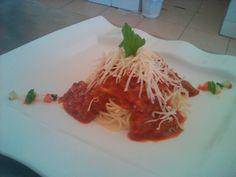 Spaghetty bolognaise