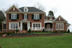 Exterior - Legend Homes