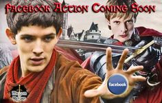 Merlin faces facebook