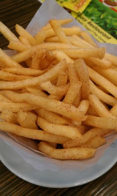 Mix flavour fries. Fries Recipe, Onion Rings, Carrots, Foodies, Vegetables, Ethnic Recipes, Carrot, Veggies, Vegetable Recipes