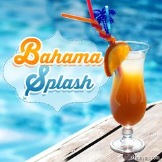 Bahama Splash Ingredients •2 cups baby spinach  •1 whole orange, peeled  •1 medium mango  •1 banana, pre-sliced & frozen  •1/2 cup nonfat Greek Yogurt  •1/2- 1 cup chilled green tea, unsweetened  •1/2 cup pomegranate juice  •1/2 – 1 cup crushed ice
