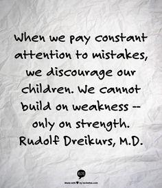 Quick read about behavior strategies