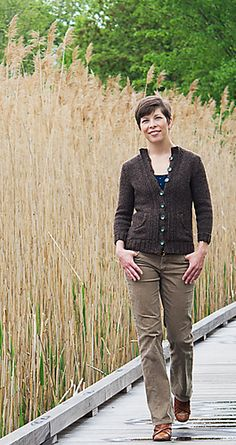 Jackaroo by Amy Herzog - free pattern from Knitty