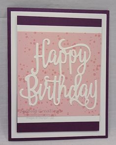 Quick and easy guy birthday card ideas beebugcreations quick and easy cards to make with stampin bookmarktalkfo Choice Image