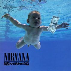 Het album Never Mind van Nirvana is een geniale grunge plaat. Perfect voor een ideale party.