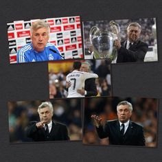 thank you Carlo Ancelotti for everything.  you were a wonderful coach for us and real madrid and all of the players . Good luck ancelotti :)  #realmadrid#ancelotti#halamadrid#goodluck#cristianoronaldo