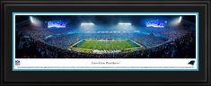 This Carolina Panthers Panoramic Picture - Bank of America Stadium was taken by Blakeway Worldwide Panoramas and is available in many different formats!