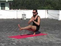 Хатха йога для начинающих - YouTube