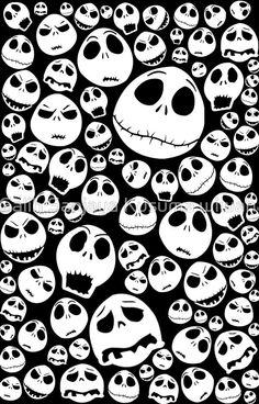 Fondo Night before Christmas Jack Skellington Halloween Jack, Halloween Ghosts, Disney Halloween, Halloween Prop, Halloween Fabric, Happy Halloween, Halloween Decorations, Tim Burton Kunst, Tim Burton Art